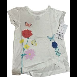Carter's  Nature Lover Butterfly Tee